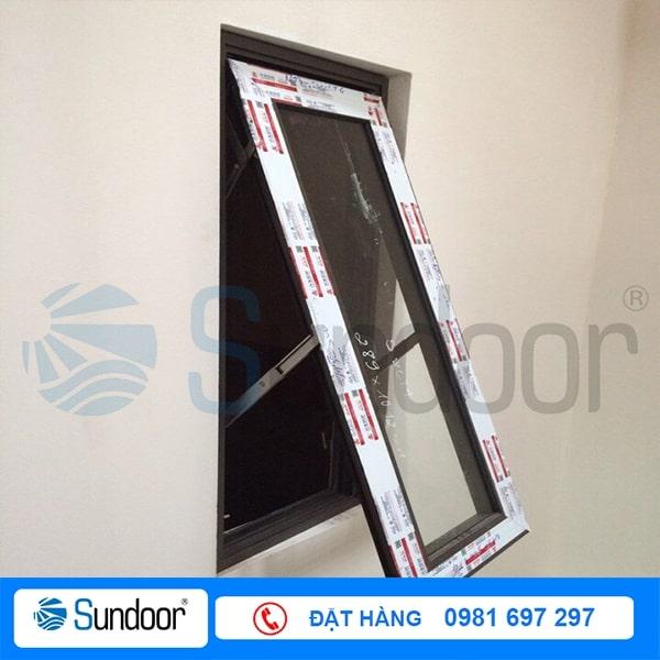 Cửa sổ hất 1 cánh nhôm Xingfa