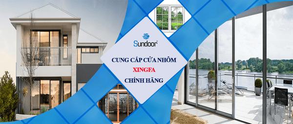 Tính giá cửa nhôm Xingfa